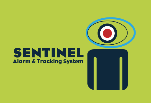 Sentinel, Motorhome tracker and Alarm Combo
