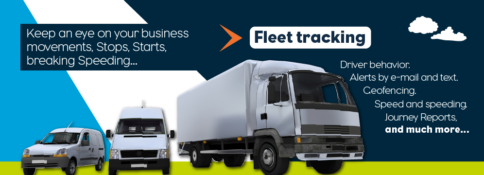 Fleet Tracking, Driver Behaviour, Alerts and much more...